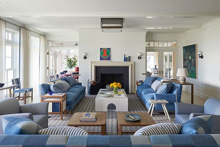 THE TOP DESIGN TRENDS YOU'LL BE SEEING IN LIVING ROOMS NEXT YEAR